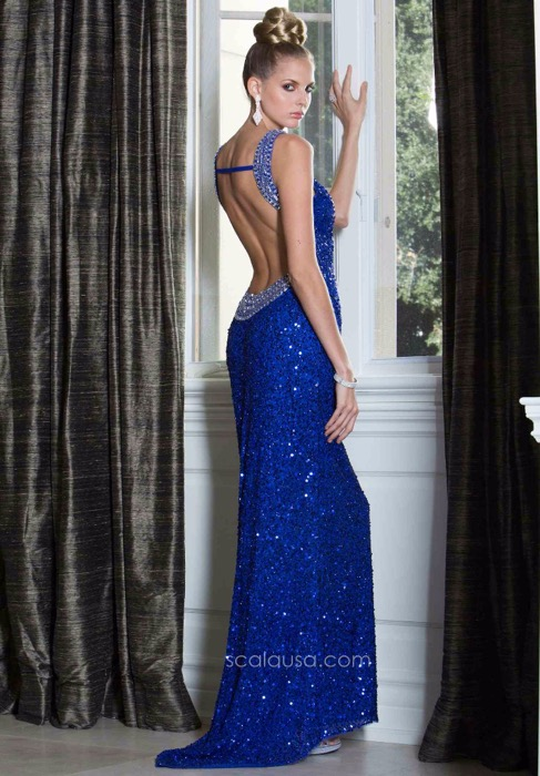 Party Dress Scala 47694