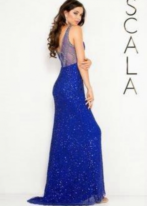Party Dress Scala 48549