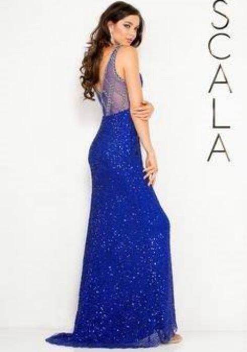 Party Dress Scala 48549
