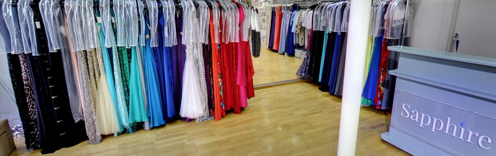 Dress Shop Bucks & Berks | Wedding & Prom - Sapphire Dresses