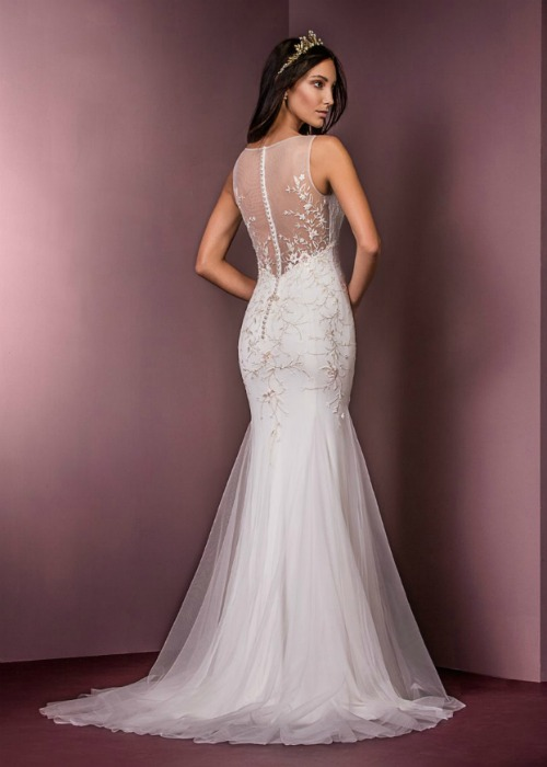 Ellis Bridals 12254 (Back)