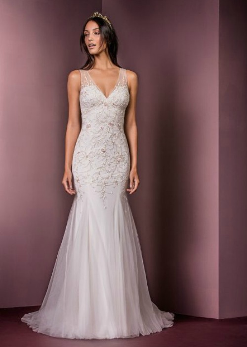 Wedding dress Ellis Bridals 12254