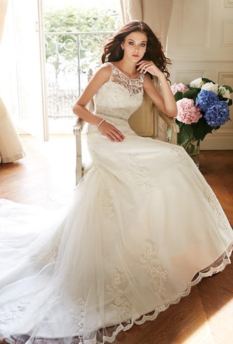 Jasmine Bridal F151012