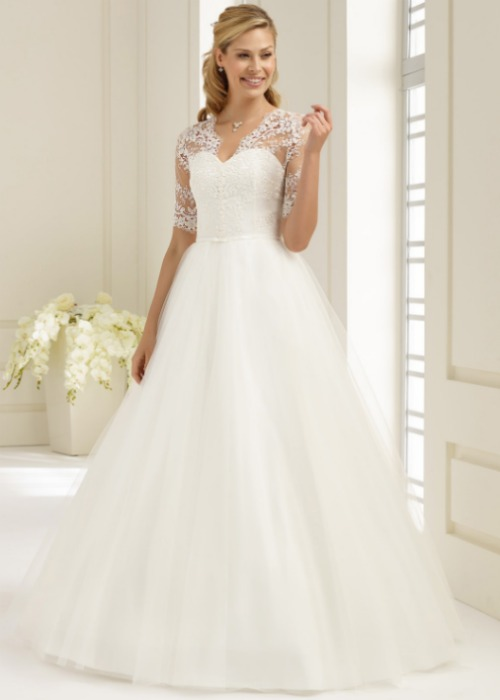 Bianco Astoria wedding dress